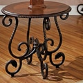 Steve Silver Furniture Crowley End Table