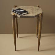Tozai Shagreen Occasional Table