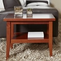 Jesper Office Jesper Office 753 Wood End Table; Teak