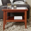 Jesper Office Jesper Office 753 Wood End Table; Cherry