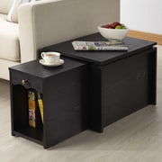 Hokku Designs Altra 2 Piece Nesting Tables