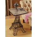 Design Toscano Tour Eiffel Sculptural Side Table