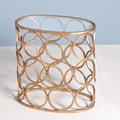 Interlude Home Luminiere End Table