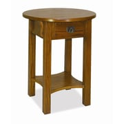 Leick Favorite Finds End Table; Russet