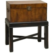 Reual James Et Cetera End Table