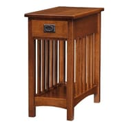 Leick Mission Impeccable End Table
