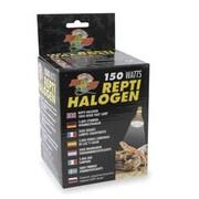 Zoo Med Reptile Halogen Bulb; 150 Watts