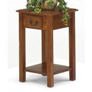 Wildon Home   End Table; Chestnut