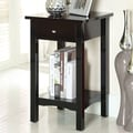 Hokku Designs Waldon End Table; Black