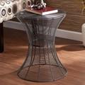 Wildon Home   Zada End Table; Silver