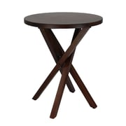 Casual Home Criss Cross End Table I