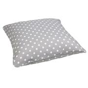 Mozaic Company Stella Outdoor/Indoor Floor Pillow; Dots Grey