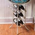 Cape Craftsmen 6 Bottle Wine Glass Rack; Sand