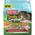 Kaytee Products Wild Bird Timothy Complete Guinea Pig Food; Flowers and Herbs