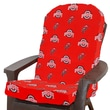 College Covers NCAA  Adirondack Chair Cushion; Ohio State