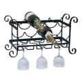 Concept Housewares 8 Bottle Wall Mounted Wine Rack
