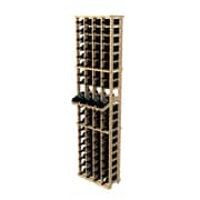 Wine Cellar Rustic Pine 80 Bottle Wall Mounted Wine Rack