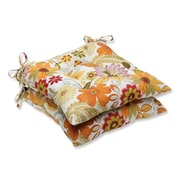 Pillow Perfect Gaya Outdoor Dining Chair Cushion (Set of 2)