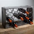 Wildon Home   15 Bottle Tabletop Wine Rack