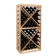 Wine Cellar Vintner Series 192 Bottle Wine Rack; Classic Mahogany