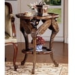 Design Toscano Traditional Dragonfly End Table
