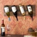 Wildon Home   Wicklow 4 Bottle Wall Mount Wine Rack