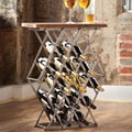Cape Craftsmen 12 Bottle Tabletop Wine Rack