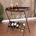 Wildon Home   Mitchell Wine Rack