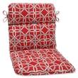 Pillow Perfect Keene Chair Cushion; Cherry