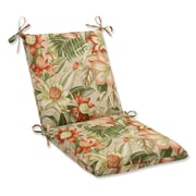 Pillow Perfect Botanical Glow Outdoor Lounge Chair Cushion