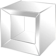 Ren-Wil Mirrored End Table