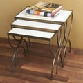 Interlude Home Wellsely 3 Piece Nesting Tables