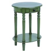 Woodland Imports End Table I; Green
