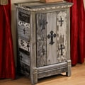 Design Toscano Gothic Sanctuary End Table