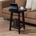 Winners Only, Inc. Action End Table; Espresso