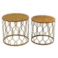 Privilege End Table (Set of 2)