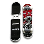 EP Memory Birdhouse/Tony Hawk Skatedrive 16GB USB 2.0 Flash Drive, Bonepile