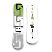 EP Memory Burton SnowDrive Process 11 SnowDrive BURT-PR11/16G USB 2.0 Flash Drive, Multicolor