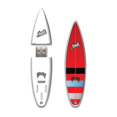 EP Memory Lost Bottom Feeder Surfdrive LT-SURFBF/8GB USB 2.0 Flash Drive, Multicolor