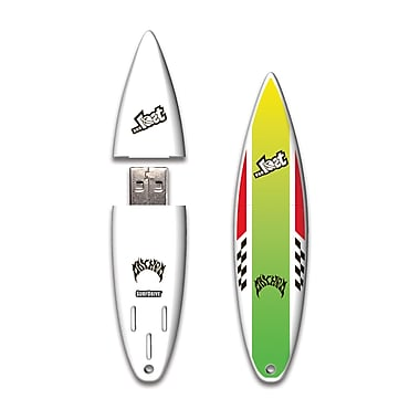 EP Memory Lost Surfdrive 8GB USB 2.0 Flash Drive, Horan