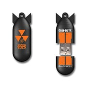 EP Memory Call of Duty CODBOIIBOM/16GB USB 2.0 Flash Drive, Black/Orange