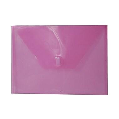 jam paperr plastic letter booklet document holders with With plastic document holders with velcro brand closure