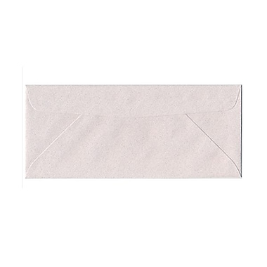 JAM Paper® #10 Business Envelopes, 4 1/8 x 9.5, Rose Quartz Recycled, 1000/Pack (57132B)