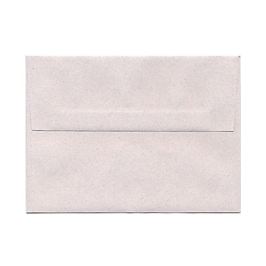 JAM Paper® A6 Invitation Envelopes, 4.75 x 6.5, Rose Quartz Pink Recycled, 1000/Pack (CPPT663B)