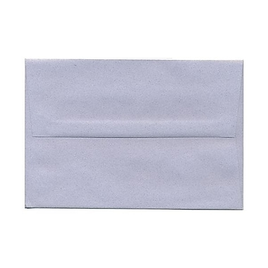 JAM Paper® A8 Invitation Envelopes, 5.5 x 8.125, Moonstone Blue Recycled, 1000/Pack (28302B)