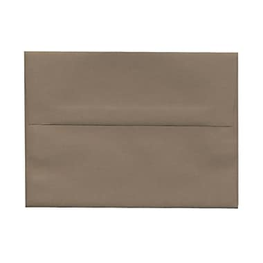 JAM Paper® A7 Invitation Envelopes, 5.25 x 7.25, Simpson Kraft Recycled, 1000/carton (30011B)