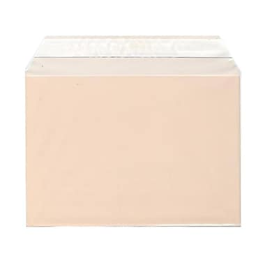 JAM Paper® Cello Sleeves, A7, 5 1/16 x 7 3/16, Peach, 1000/Pack (02785508B)