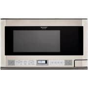 Sharp® 1.5 cu. ft. Over The Counter Microwave Oven, 1100 W, Stainless Steel