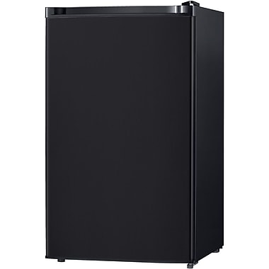 Keystone KSTRC43 4.4 cu. ft. Compact Mini Refrigerator With Freezer Compartment, Black