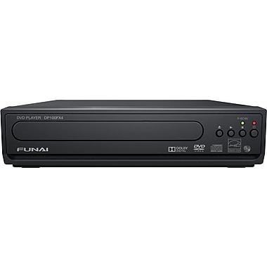 Magnavox Funai DVD Player Progressive Scan, Black